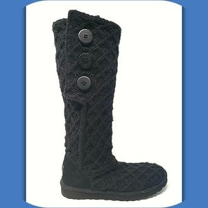 UGG Cardy Tall Sweater Boots